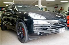2013 Porsche Cayenne Hybrid