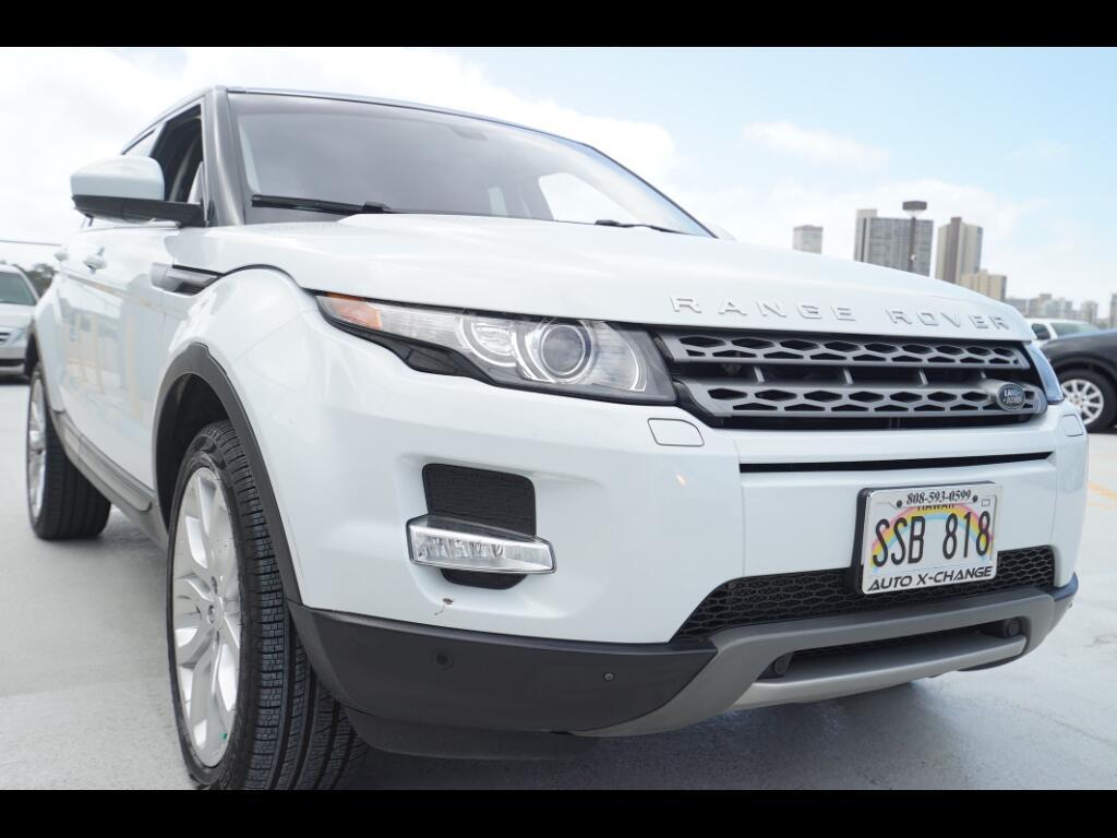 2015 Land Rover Range Rover Evoque 5dr HB Pure Premium