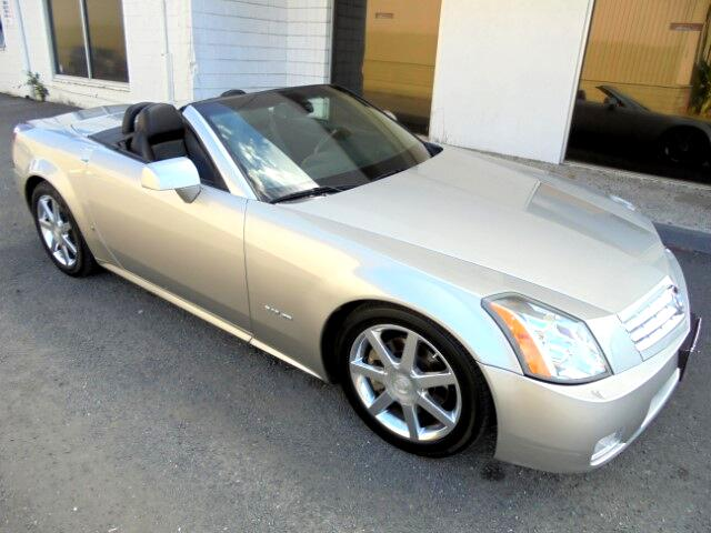 2008 Cadillac XLR Hrad-Top Convertible