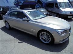 2013 BMW 750Li