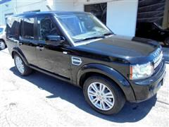 2012 Land Rover LR4