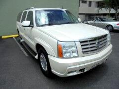 2004 Cadillac Escalade