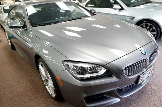 2014 BMW 6-Series Gran Coupe 650i