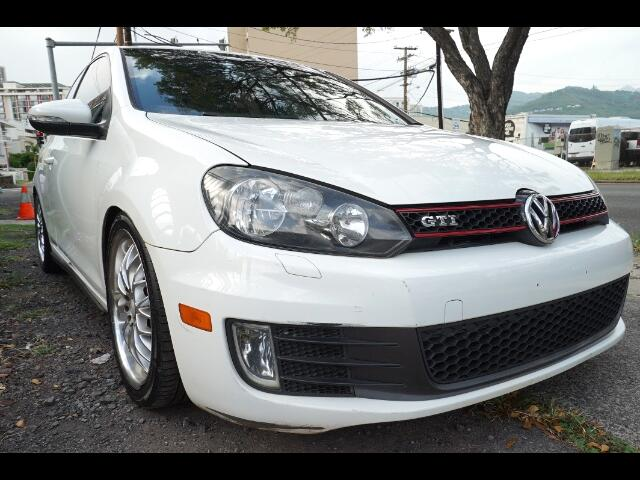 2011 Volkswagen GTI 2.0T Coupe PZEV