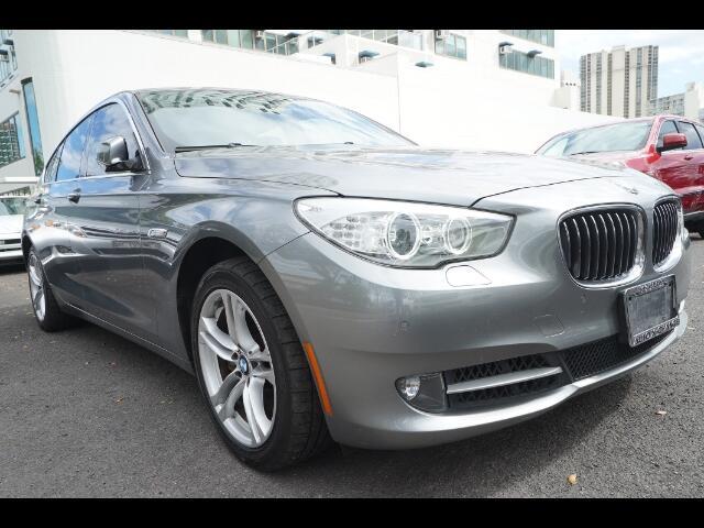2012 BMW 5-Series Gran Turismo 535i