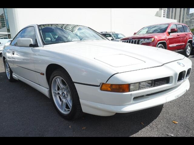 1995 BMW 8-Series 840Ci