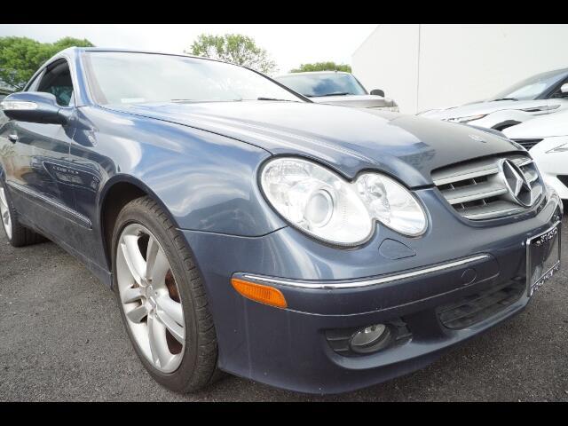 2006 Mercedes-Benz CLK-Class CLK350 Coupe