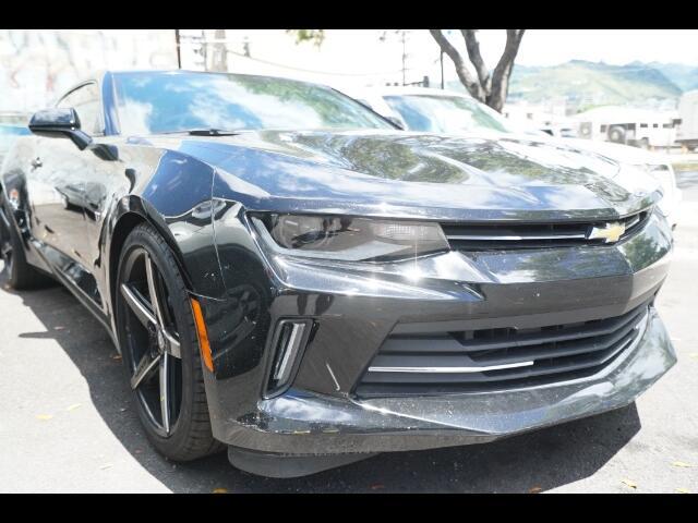 2016 Chevrolet Camaro 2LT Coupe