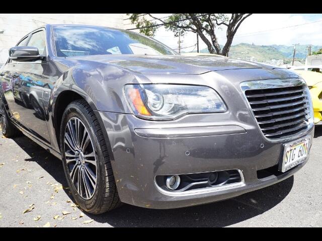 2013 Chrysler 300 S V6 AWD