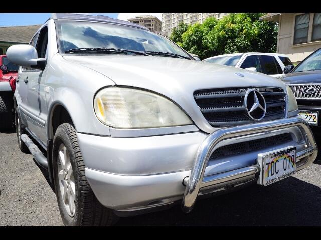 1999 Mercedes-Benz M-Class ML430