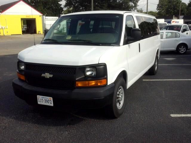 2008 Chevrolet Express LS