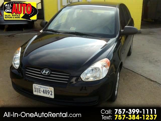 2009 Hyundai Accent GLS
