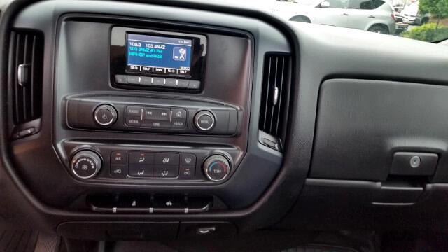 2014 Chevrolet Silverado 1500 Work Truck 2WT Regular Cab Long Box 2WD