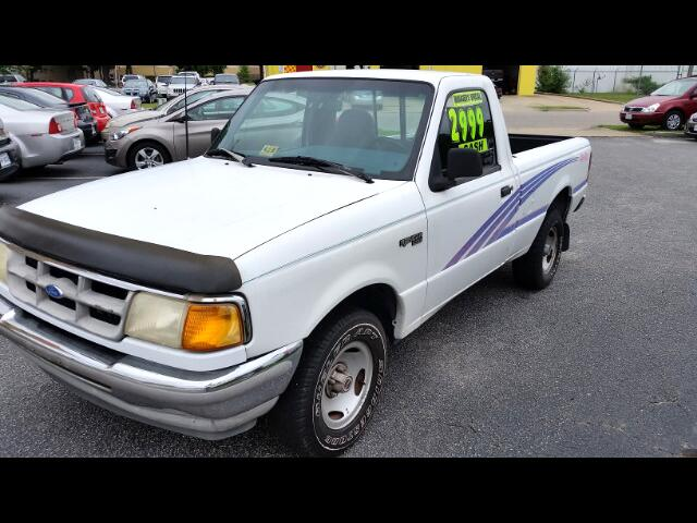 1994 Ford Ranger XL Reg. Cab Short Bed 2WD
