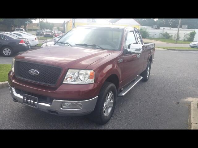 2004 Ford F-150 Lariat SuperCab 4WD