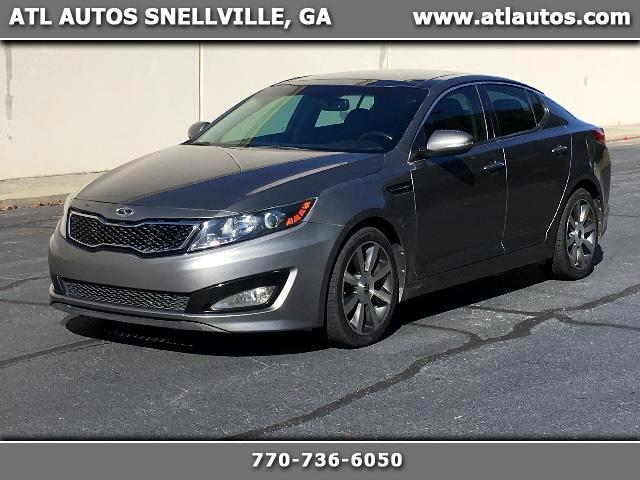 2012 Kia Optima 4dr Sdn SX