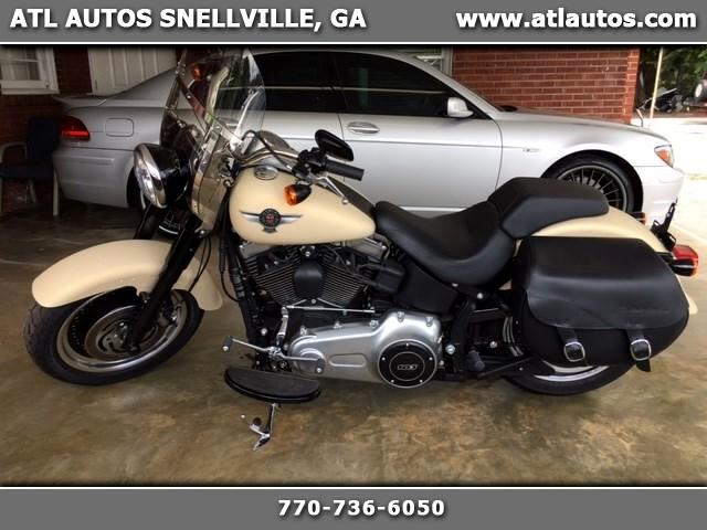 2014 Harley-Davidson FLSTFB