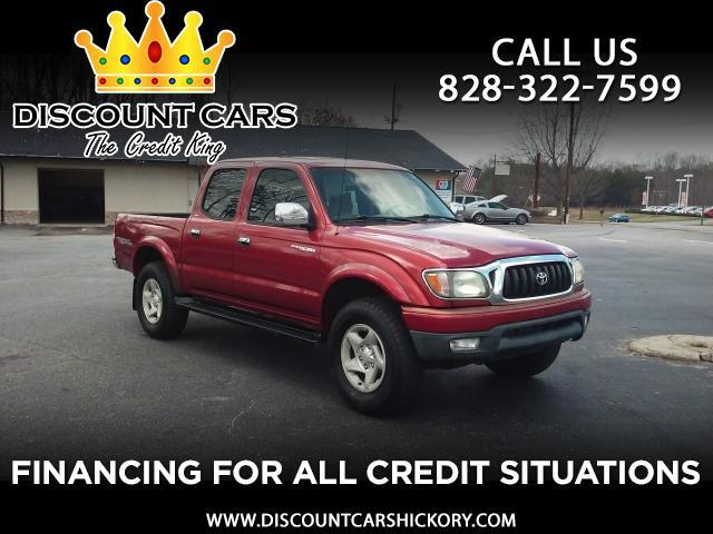 2003 Toyota Tacoma PreRunner Double Cab V6 2WD