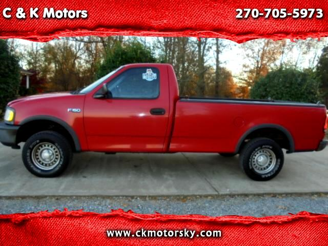 1997 Ford F-150 Reg. Cab Long Bed 4WD