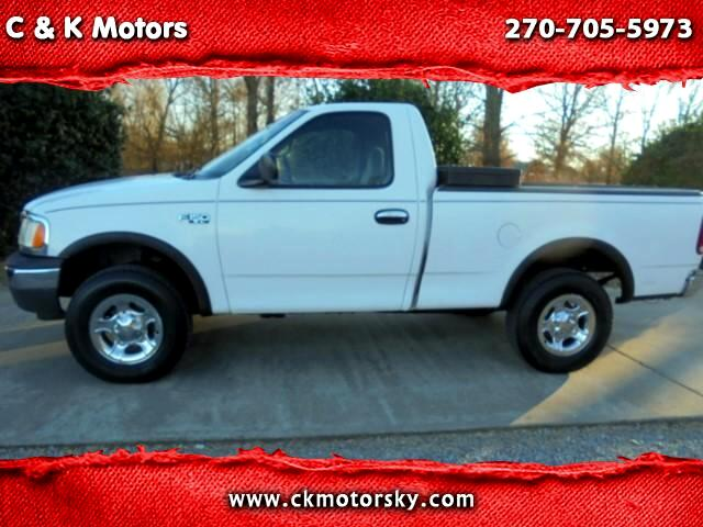1999 Ford F-150 WS Reg. Cab Short Bed 4WD