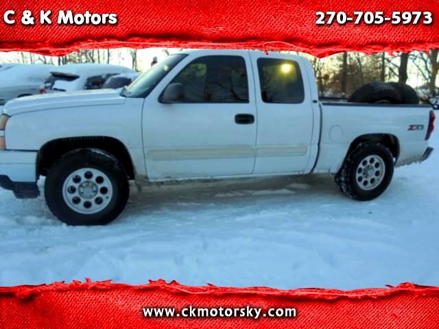 2006 Chevrolet Silverado 1500 LT1 Ext. Cab 4WD