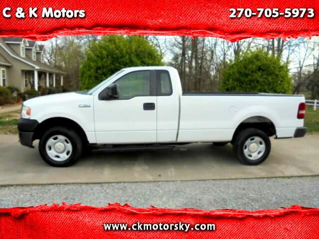 2008 Ford F-150 XL 8-ft. Bed 4WD