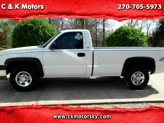 2003 Chevrolet Silverado 1500 Long Bed 4WD