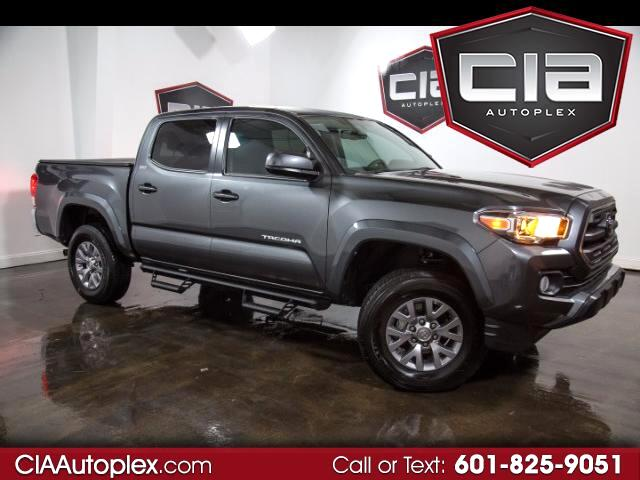 2017 Toyota Tacoma SR5 Double Cab Long Bed V6 6AT 2WD