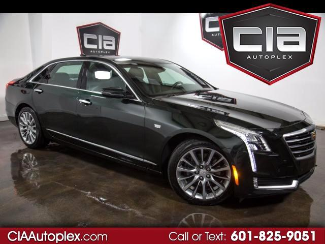 2016 Cadillac CT6 3.0L Premium Luxury Twin Turbo AWD
