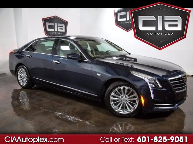 2017 Cadillac CT6 2.0L Luxury