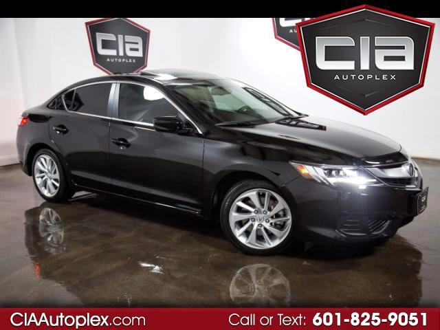 2017 Acura ILX 5-Spd AT w/ Premium Package
