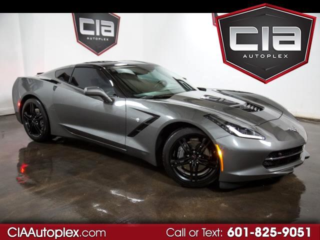 2016 Chevrolet Corvette 2LT Coupe Automatic
