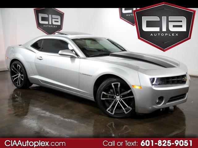 2012 Chevrolet Camaro COUPE 2LT RS