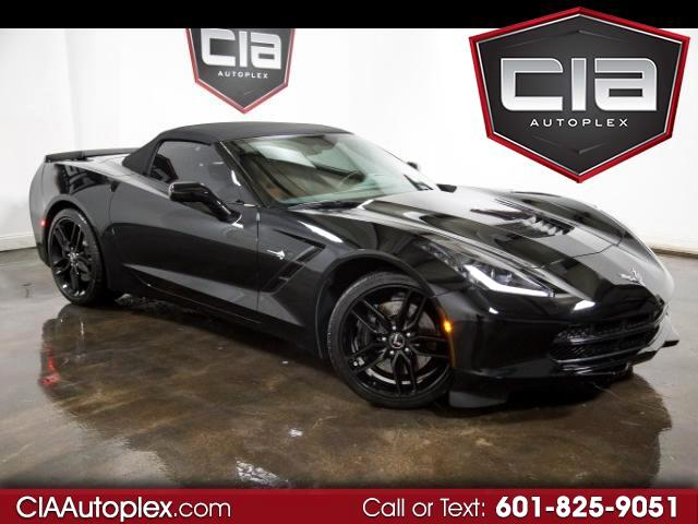 2014 Chevrolet Corvette Coupe LT2