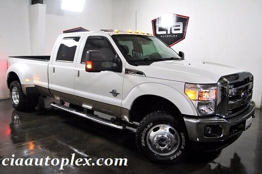 2014 Ford F-350 SD Lariat