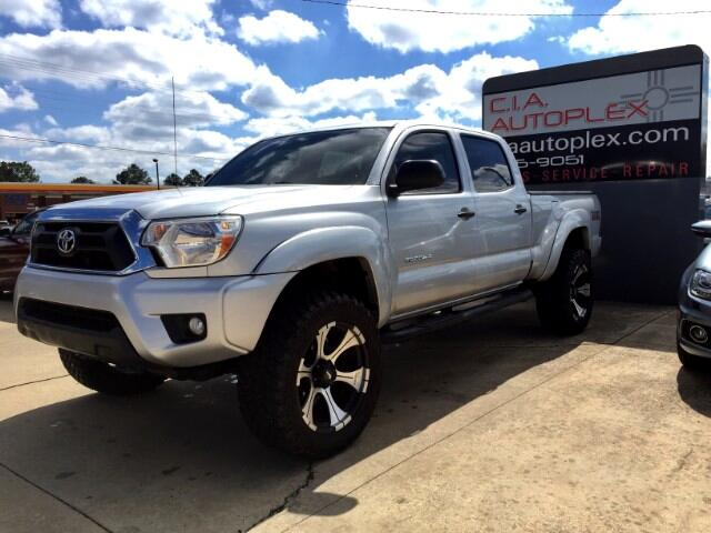 used 2013 toyota tacoma double cab long bed v6 auto 4wd for sale in brandon ms 39047 cia autoplex. Black Bedroom Furniture Sets. Home Design Ideas