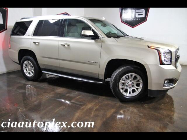 2016 GMC Yukon SLE  LEATHER DVD