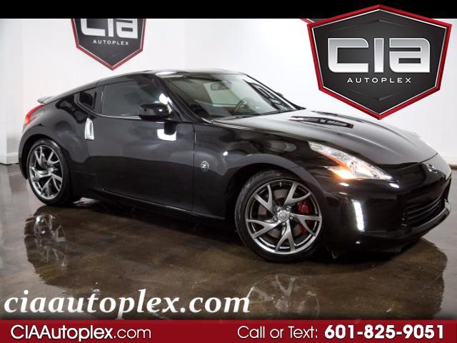 2017 Nissan Z 370Z Coupe Sport 7AT