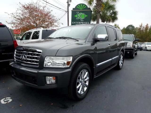 2008 Infiniti QX56 You can contact us at 866 900-6647 or visit us at 3820 RIVER DRIVE COLUMBIA SC