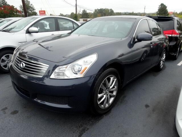 2007 Infiniti G35 You can contact us at 866 900-6647 or visit us at 3820 RIVER DRIVE COLUMBIA SC