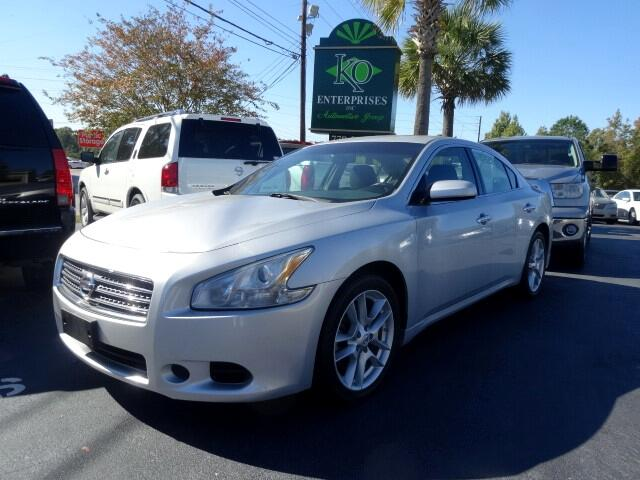 2010 Nissan Maxima You can contact us at 866 900-6647 or visit us at 3820 RIVER DRIVE COLUMBIA SC