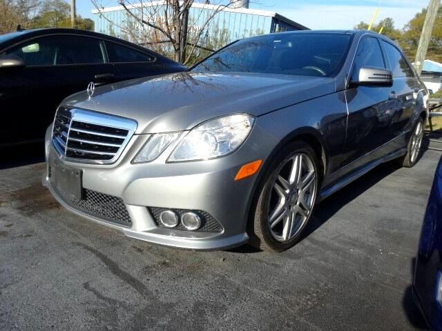 2010 Mercedes E-Class You can contact us at 866 900-6647 or visit us at 3820 RIVER DRIVE COLUMBIA