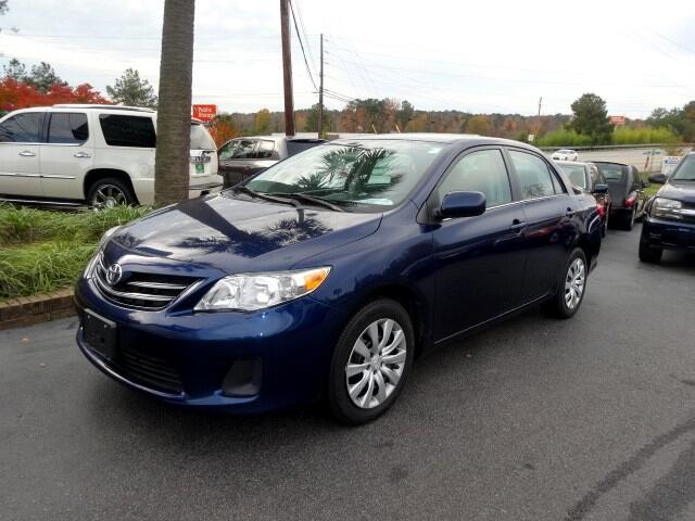 2013 Toyota Corolla You can contact us at 866 370-8267 or visit us at 3820 RIVER DRIVE COLUMBIA SC