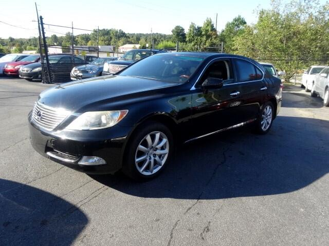 2007 Lexus LS 460 You can contact us at 866 370-8267 or visit us at 3820 RIVER DRIVE COLUMBIA SC