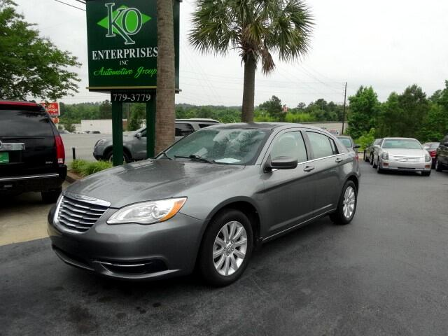 2011 Chrysler 200 You can contact us at 866 370-8267 or visit us at 3820 RIVER DRIVE COLUMBIA SC 2
