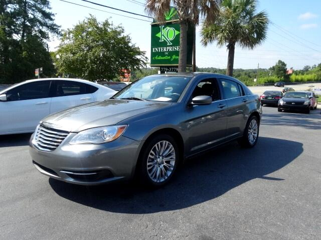 2012 Chrysler 200 You can contact us at 803 779-3779 or visit us at 3820 RIVER DRIVE COLUMBIA SC