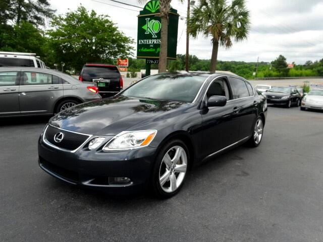 2007 Lexus GS 350 You can contact us at 866 370-8267 or visit us at 3820 RIVER DRIVE COLUMBIA SC