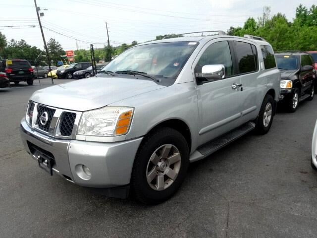 2004 Nissan Armada You can contact us at 866 370-8267 or visit us at 3820 RIVER DRIVE COLUMBIA SC