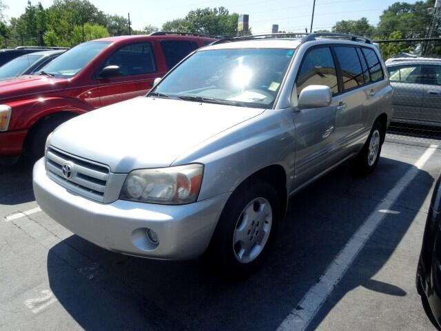 2006 Toyota Highlander You can contact us at 803 779-3779 or visit us at 3820 RIVER DRIVE COLUMBI