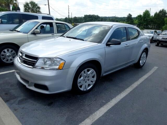 2012 Dodge Avenger You can contact us at 866 370-8267 or visit us at 3820 RIVER DRIVE COLUMBIA SC